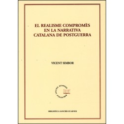 El realisme compromés en la narrativa catalana de postguerra