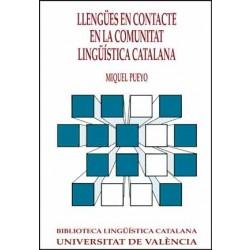 Llengües en contacte en la comunitat lingüística catalana
