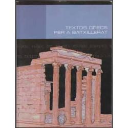 Textos grecs per a batxillerat