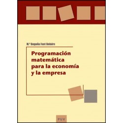 Programación matemática para la economía y la empresa