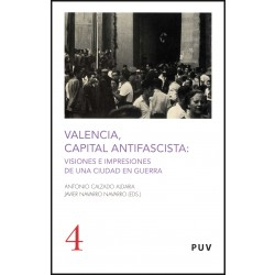 Valencia, capital antifascista