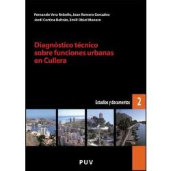 Diagnóstico técnico sobre funciones urbanas en Cullera