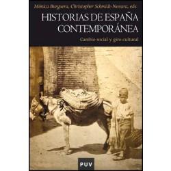 Historias de España contemporánea