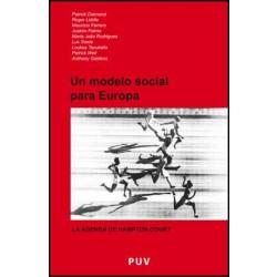 Un modelo social para Europa