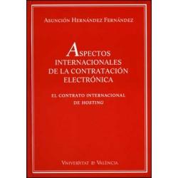 Aspectos internacionales de la contratación electrónica