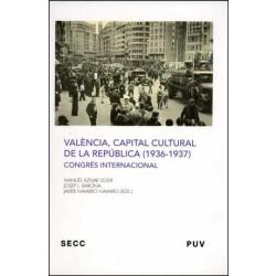 València, capital cultural de la República (1936-1937)