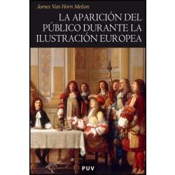 La aparición del público durante la Ilustración europea