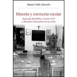 Historia y memoria escolar