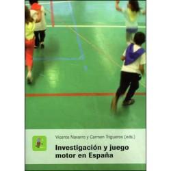Investigación y juego motor en España