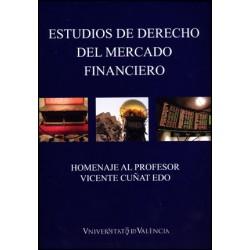 Estudios de derecho del mercado financiero