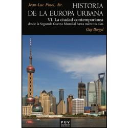 Historia de la Europa Urbana, VI