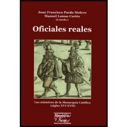 Oficiales reales