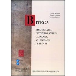BITECA. Bibliografia de textos antics, catalans, valencians i balears