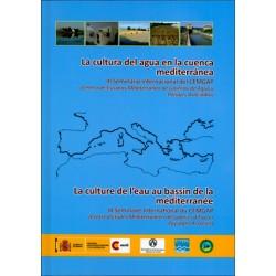 La cultura del agua en la cuenca mediterránea /   III Seminario Internacional del CEMGAP