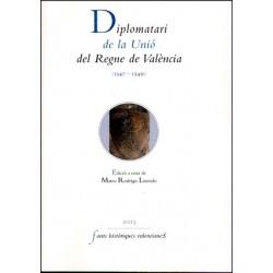 Diplomatari de la Unió del Regne de València (1347-1349)