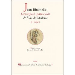 Joan Binimelis: Descripció particular de l'illa de Mallorca e viles