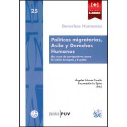Políticas migratorias, asilo y derechos humanos