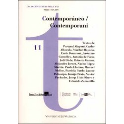 Contemporáneo / Contemporani
