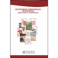 Los recursos territoriales valencianos