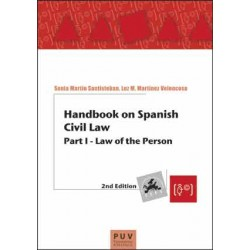Handbook on Spanish Civil Law, 2nd. Edition