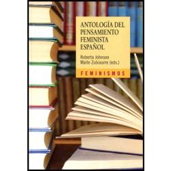 Antología del pensamiento feminista español