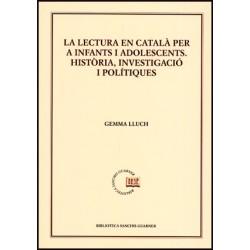 La lectura en català per a infantis i adolescents