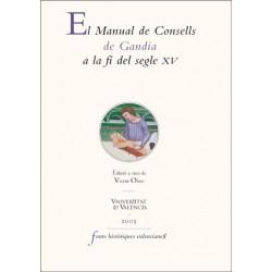 El Manual de Consells de Gandia a la fi del segle XV