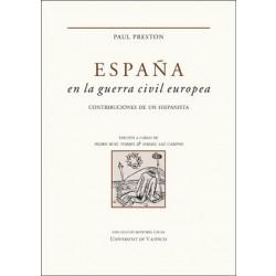 España en la guerra civil europea