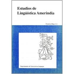 Estudios de lingüística amerindia