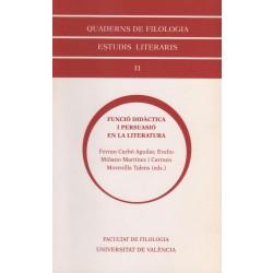 Funció didàctica i persuasió en la literatura