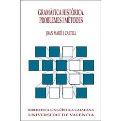 Gramàtica històrica. Problemes i mètodes