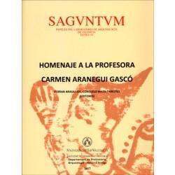 Homenaje a la profesora Carmen Aranegui Gascó