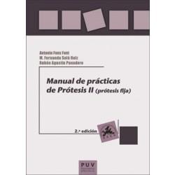 Manual de prácticas de prótesis II (2ª Ed.)