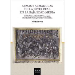 Armas y armaduras de la Justa Real en la Baja Edad Media