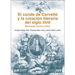 El conde de Cervelló y la creación literaria del siglo XVIII