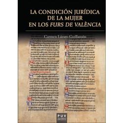 La condición jurídica de la mujer en los Furs de València