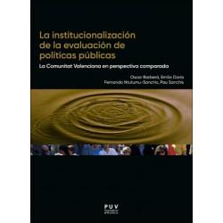 La institucionalización de la evaluación de políticas públicas
