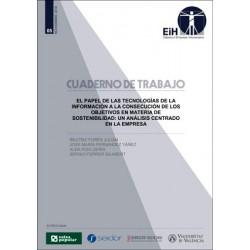 El papel de las tecnologías de la información a la consecución de los objetivos en materia de sostenibilidad: un análisis centrado en la empresa