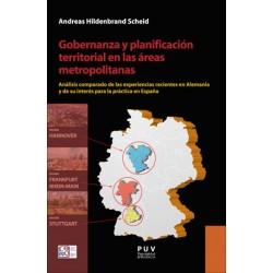 Gobernanza y planificación territorial en las áreas metropolitanas