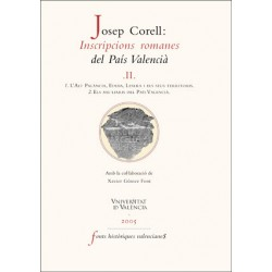 Inscripcions romanes del País Valencià, II