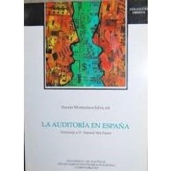 La auditoría en España. Situación actual y perspectivas