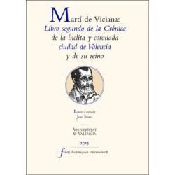 Martí de Viciana: Libro segundo de la Crónica de la ínclita y coronada ciudad de Valencia y su reino
