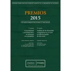 Premios 2015 a los mejores trabajos de fin de Master y/o Tesis doctoral