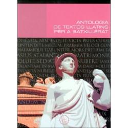 Antologia de textos llatins per a batxillerat